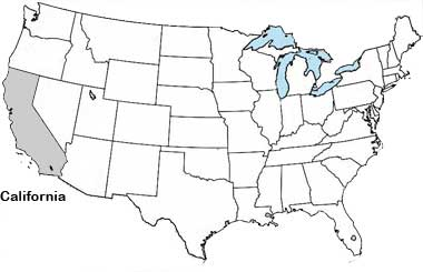 Image Result For Visited State Map