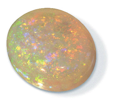 Virgin Valley Black Fire Opal State Precious Gemstone | State Symbols ...