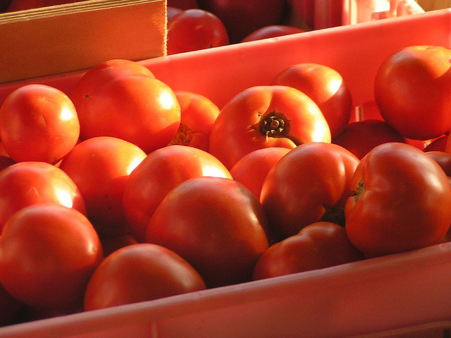 Vine ripe pink tomato state fruit vegetable state for Arkansas cuisine