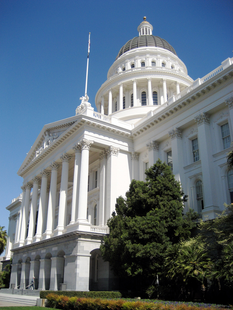 Image result for california capital