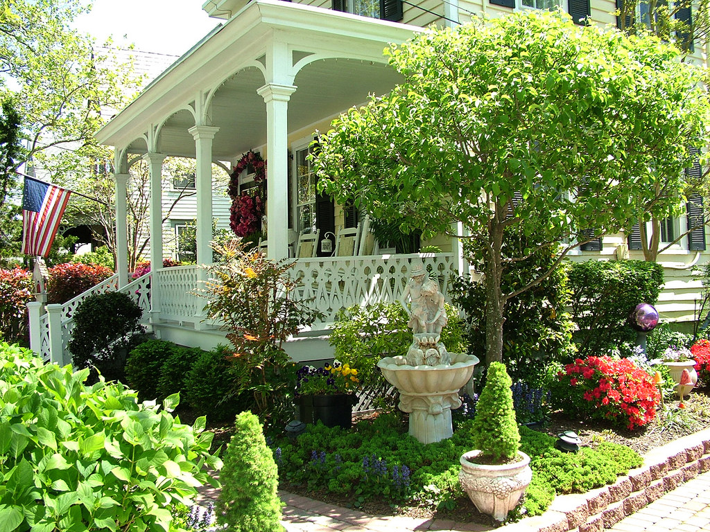 Charming Cape May, New Jersey