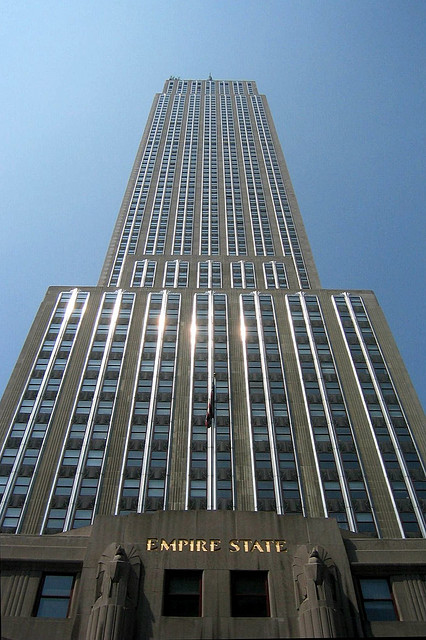 New York State Nickname The Empire State