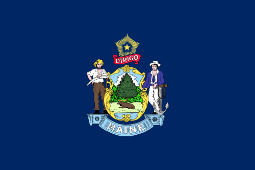 Maine State Nickname | The Pine Tree State