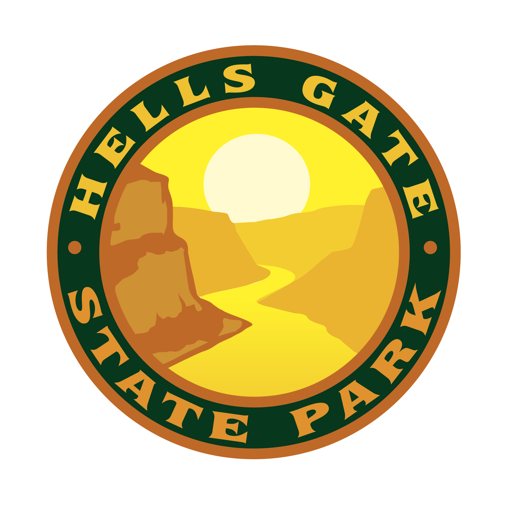 Hells Gate State Park State Symbols Usa