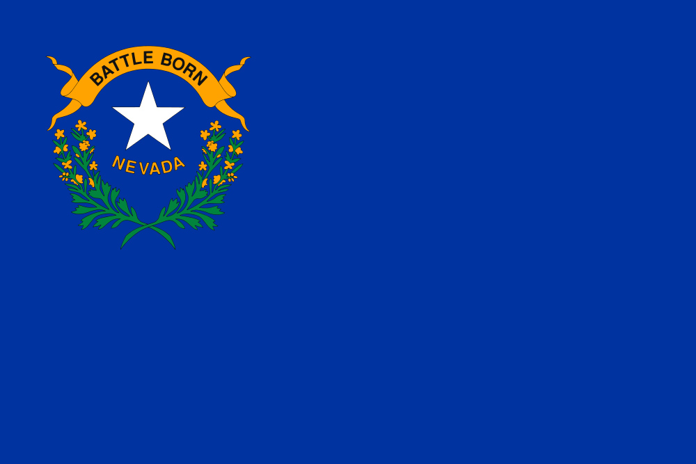 Nevada State Nicknames The Silver State Sagebrush State Battle Born State