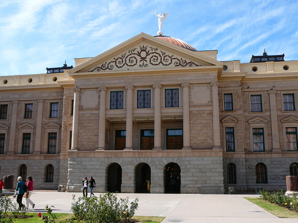 Arizona state capital phoenix arizona state capitol in phoenix buycottarizona Choice Image