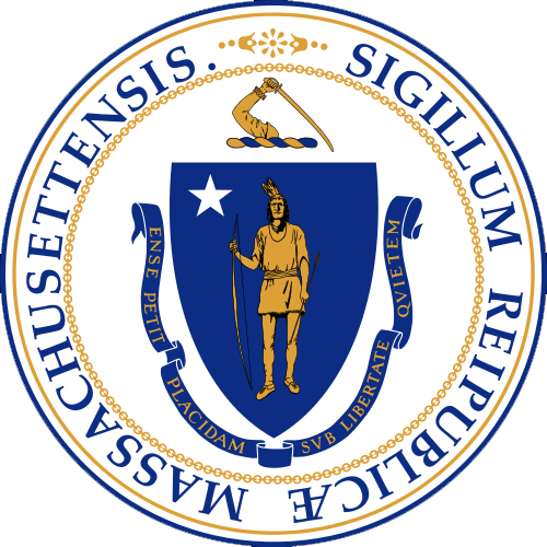 Image result for state seal of MA