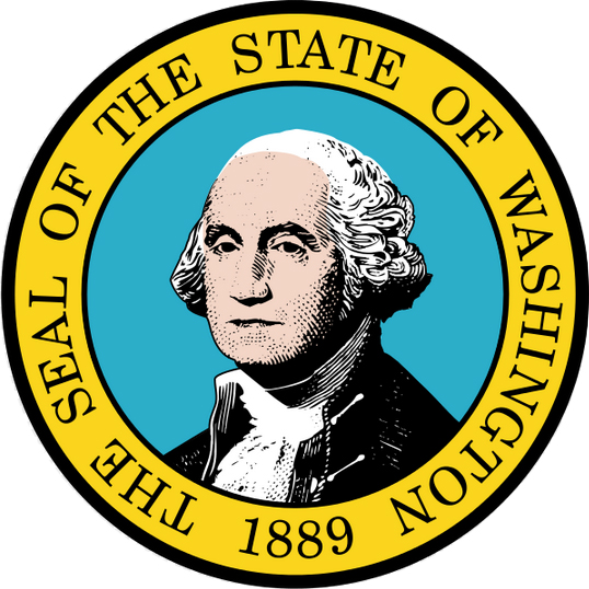 Image result for state seal of wa