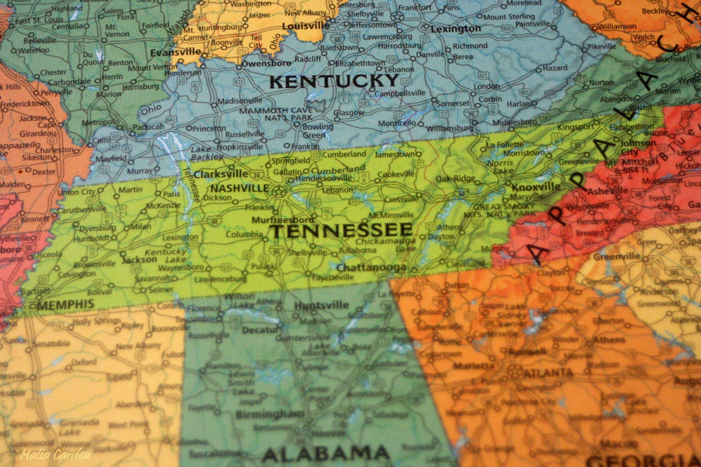 Tennessee State Name Origin What Does The Name