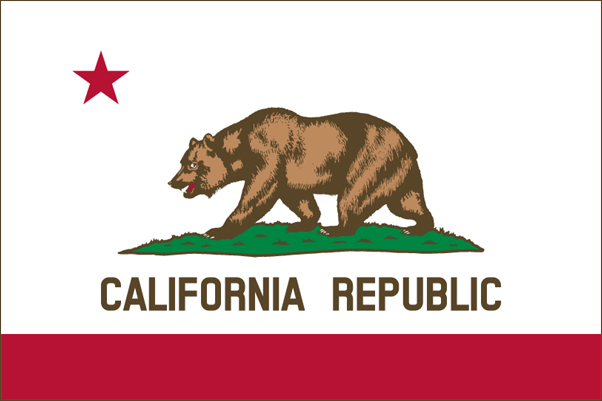 California State Flag