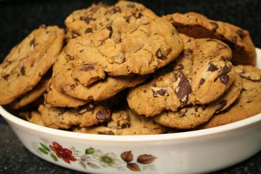 ASMTSG Co. Company Newsletter Chocolate-chip-cookies