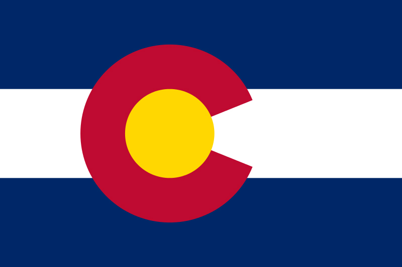 Image result for colorado flag