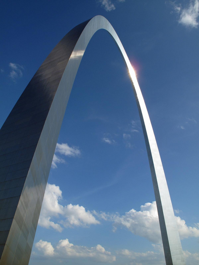 Symbols of missouri state symbols usa gateway arch on the mississippi river in st louis missouri buycottarizona