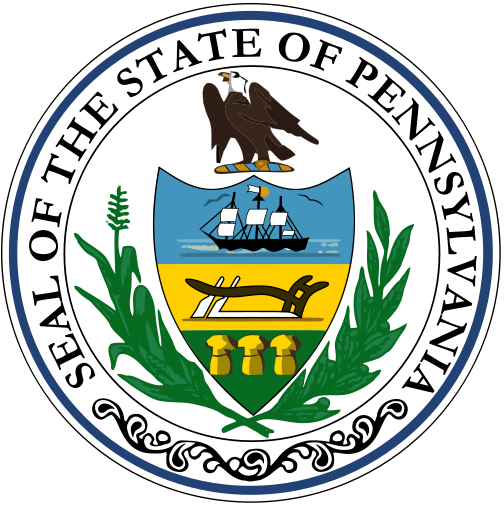 state seal of pennsylvania