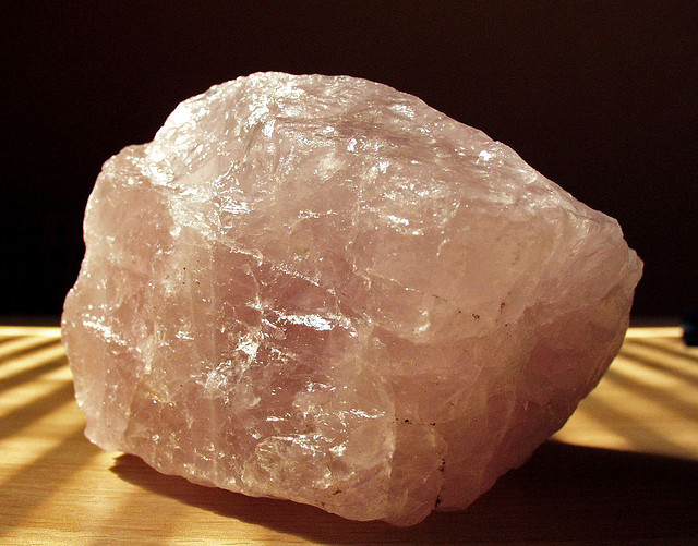 South dakota state mineral stone rose quartz rose quartz sciox Gallery