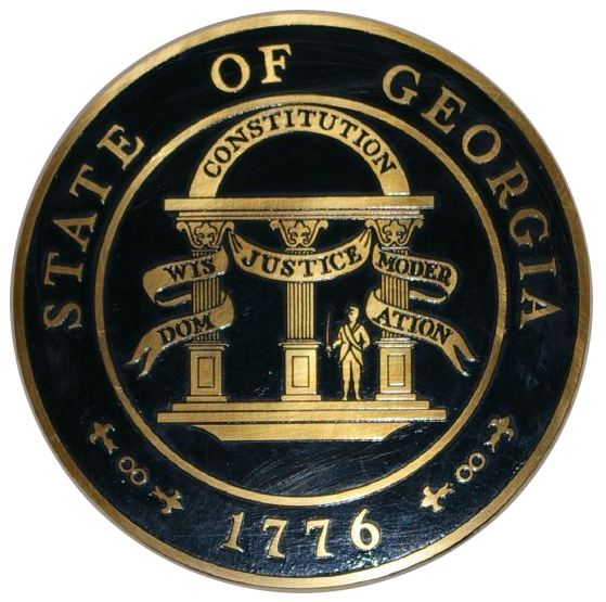 Image result for state seal of ga