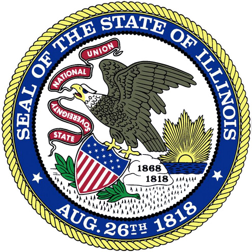 Image result for state seal of IL