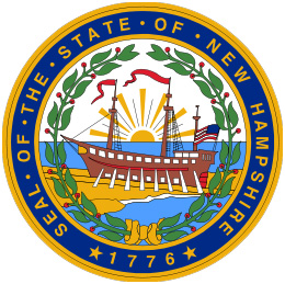 Image result for new hampshire state seal