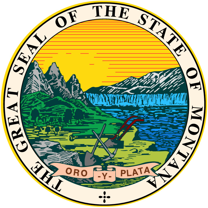Image result for state seal of mT