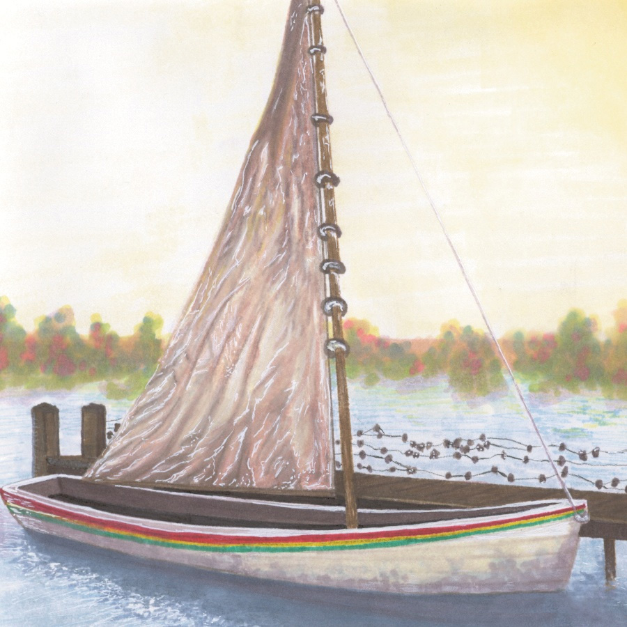 Shad Boat State Historical Boat | State Symbols USA