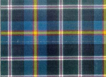 Colorado District Tartan
