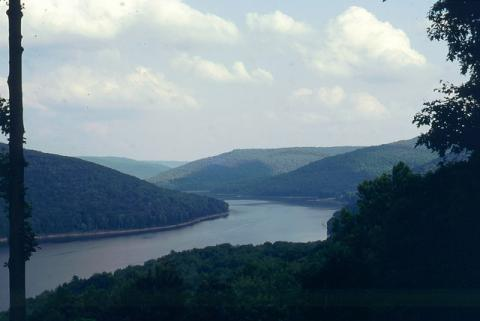 Allegheny National Forest Reservoir