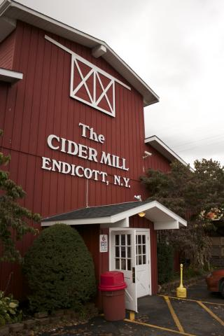The Cider Mill in Endicott, New York