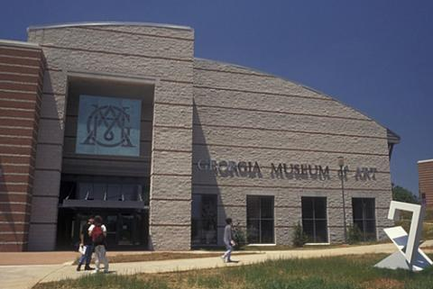 Georgia Museum of Art, Athens, Georgia