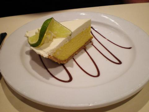 Photo of Key Lime Pie by Miss Shari from Flickr