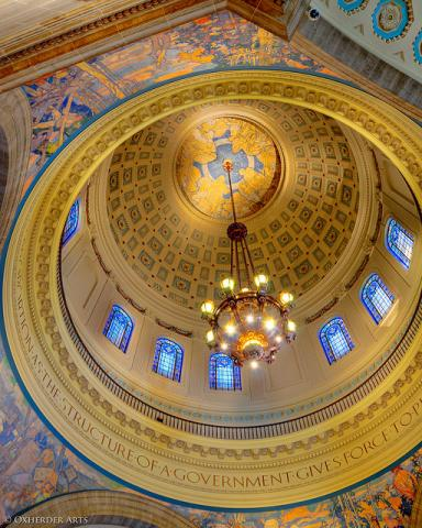 Missouri capitol dome