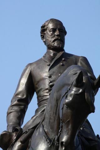 Statue of General Robert E. Lee