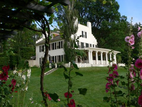 Saint-Gaudens National Historic Site in New Hampshire