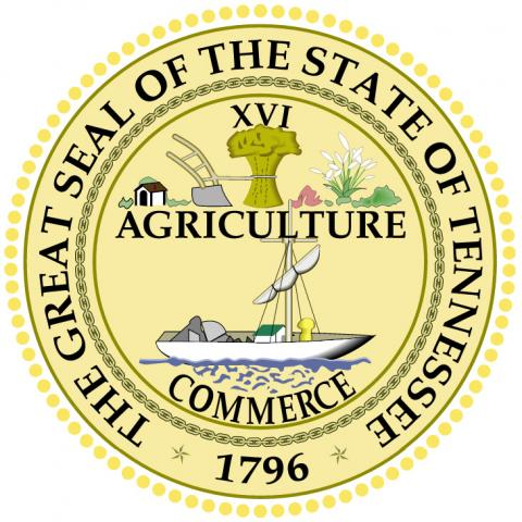Seal of Tennessee