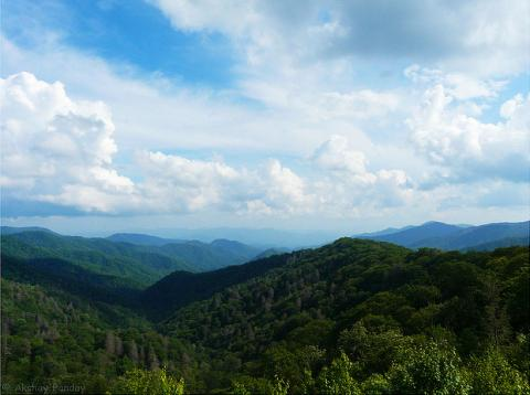 Smoky Mountains, North Carolina