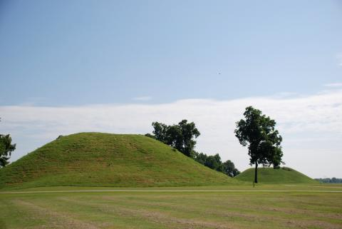 Toltec Mounds State Park, Arkansas