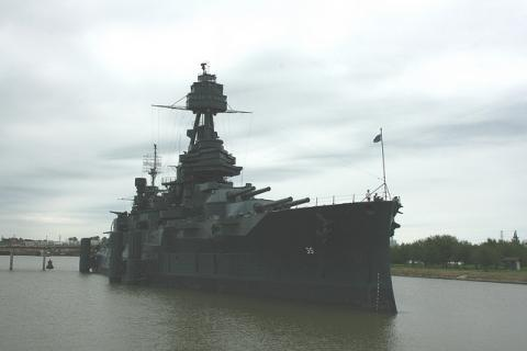 Historic USS Texas