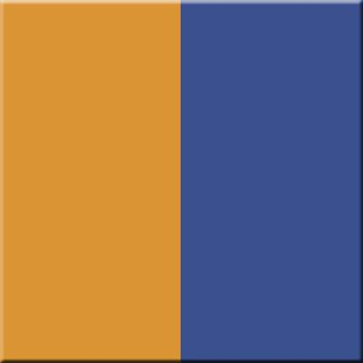Old gold and blue; West Virginia's official state colors