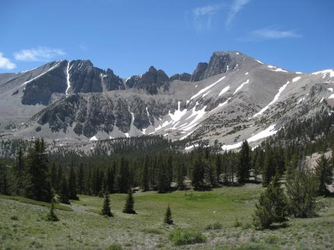 Wheeler Peak, Great Basin National Park, Nevada