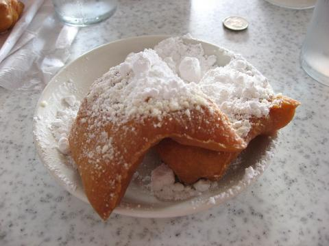 Louisiana beignets