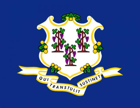 Flag of Connecticut