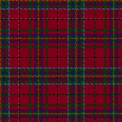 Official West Virginia State Tartan