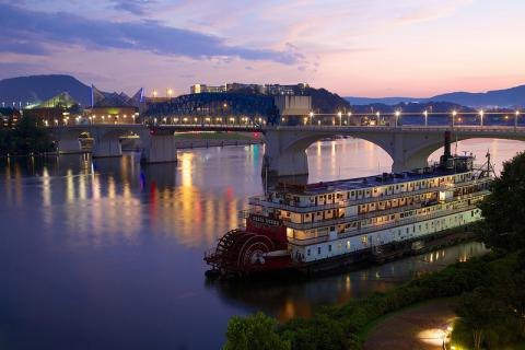 Riverboat in Chattanooga, TN