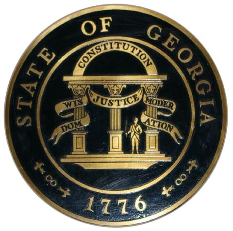 Great Seal of State of Georgia