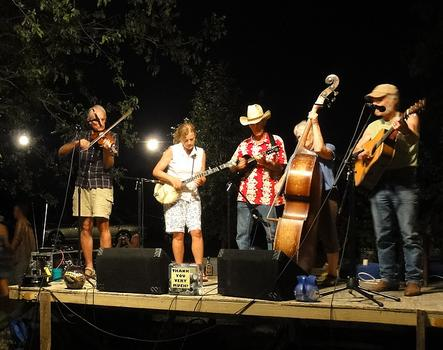 Square dance band