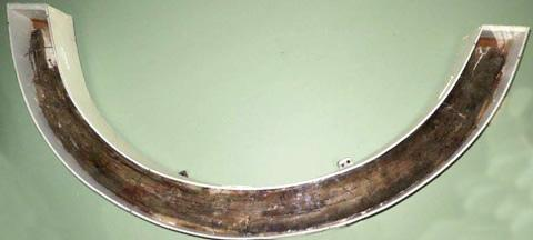 Vermont mammoth tusk; state terrestrial fossil
