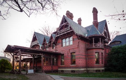 Mark Twain House and Museum, Hartford, CT