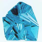 Aquamarine crystal - Colorado state gemstone