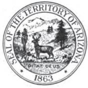 Arizona Territory seal