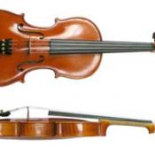 Fiddle (or violin);