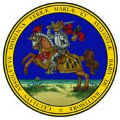 Obverse of Maryland seal